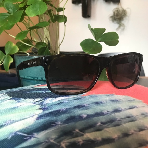 9e5aba531011 Versace Wayfarer Style Sunglasses. M 5aaaa7153afbbd810afd77fb. Other  Accessories ...